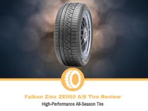 Falken Ziex ZE960 AS Tire Review