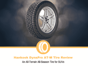 Hankook DynaPro AT-M Tire Review