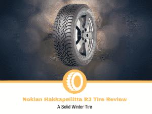 Nokian Hakkapeliitta R3 Tire Review