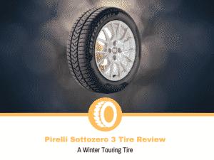 Pirelli Sottozero 3 Tire Review