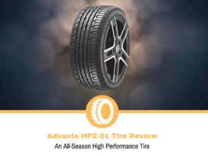 Advanta HPZ-01 Tire Review